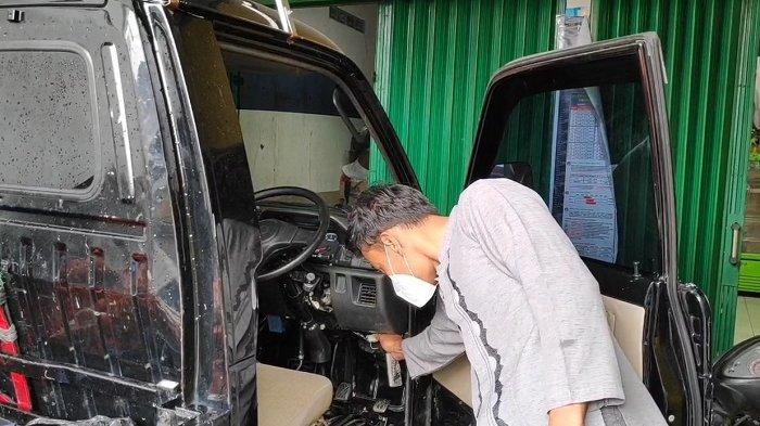 Mobil Agung Selamat dari Aksi Pencurian Akibat Insiden Mesin Mati