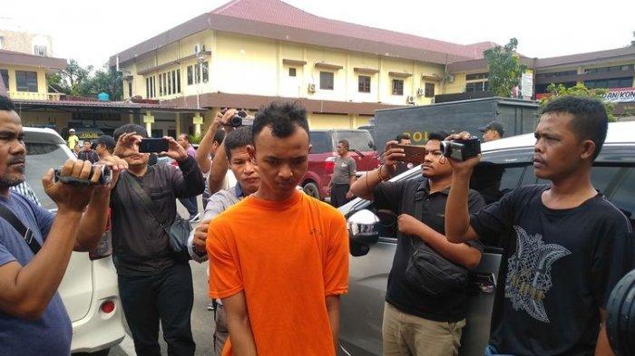 Sederet Fakta Penangkapan Pembunuh Driver Taksi Online di Medan, Terungkap Berkat Istri Korban