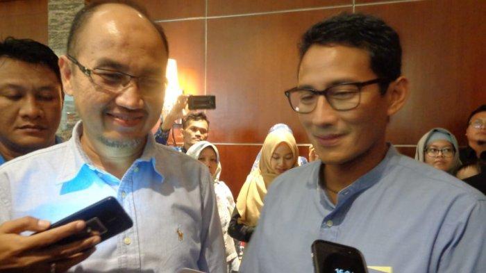 Dapat Dukungan Sandiaga Uno, Agung Yulianto Mengaku Siap Jadi Wagub DKI