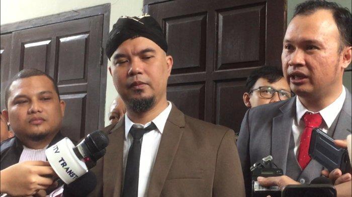 Mulan Jameeĺa Dianggap Tersangkut Kasus Investasi Bodong, Ahmad Dhani Murka: Itu Merendahkan Logika!