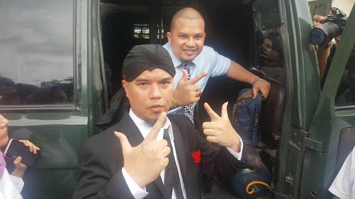 Prabowo Jadi Menteri Jokowi, Begini Tanggapan Ahmad Dhani