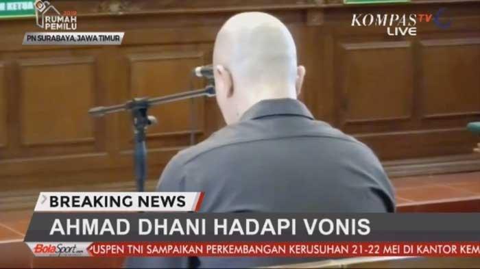 Ini Alasan Ahmad Dhani Pantas Dihukum Setahun Penjara