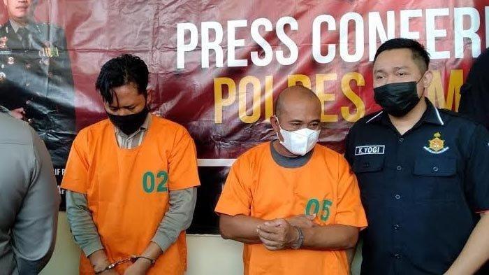 Muka Mirip Mantan Kapolri, Modus Ahmad Tipu Kades Rp 4,7 M Janjikan Jabat Komisaris Perusahaan