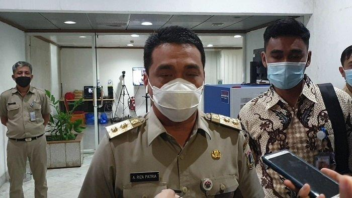 Wakil Gubernur DKI Jakarta Ahmad Riza Patria saat ditemui di Balai Kota, Selasa (4/5/2021).