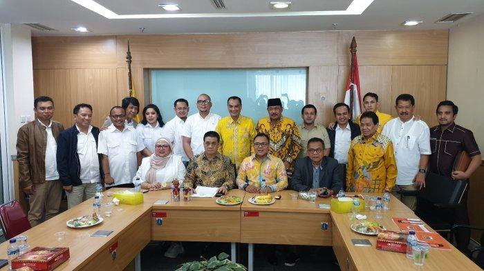 Fraksi Golkar Nyatakan Dukung Ahmad Riza Patria Jadi Wagub DKI Jakarta, Begini Alasannya