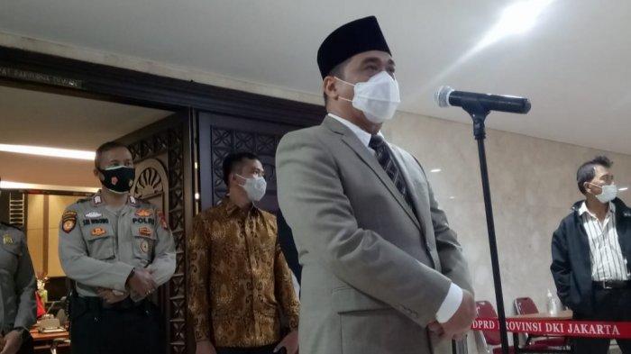 Antisipasi Lonjakan Kasus Covid-19 Saat Nataru, Wagub DKI Ngaku Sudah Rapat dengan Menko Luhut