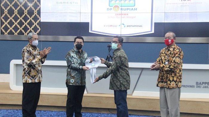 Hunian DP Nol Mulai Dihuni, Anies Baswedan: Kesejahteraan Warga Jakarta Meningkat