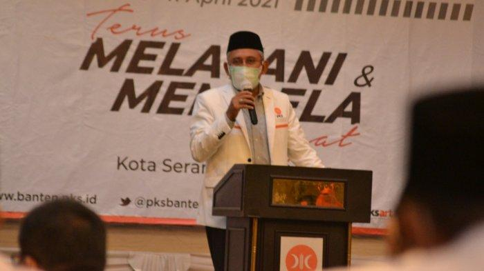Ketua PKS Banjabar Sebut 13 Juta Orang Banten Butuh Pelayanan Publik