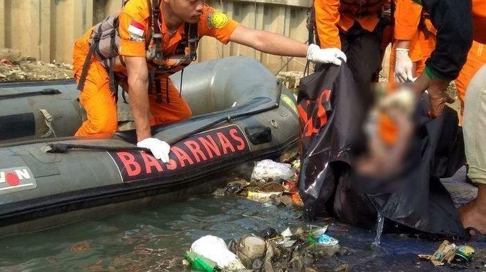 Mayat Anak Tenggelam di Kanal Banjir Barat, Ditemukan Saat Petugas Hendak Angkut Sampah