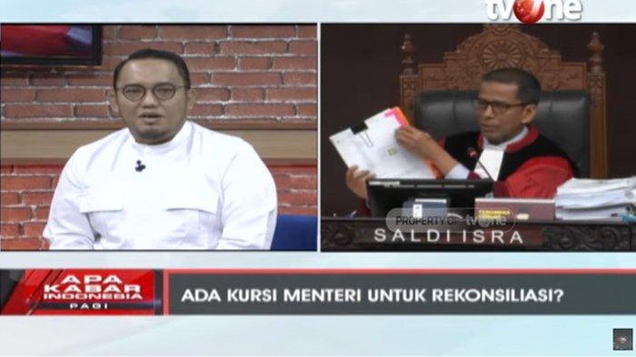 Bahas Rekonsiliasi, Dahnil Sindir Pemilu 2014: Prabowo Jarang Meninggalkan, Dia yang Ditinggalkan