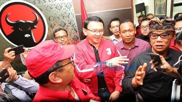 Sederet Fakta Soal Ahok Gantikan Ma'ruf Amin, Dari Kronologi Hingga Respon Jokowi