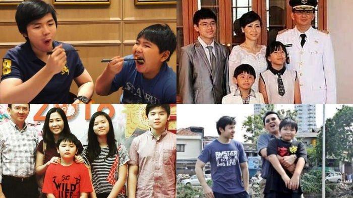 Jarang Tersorot Kamera, Penampilan Terbaru Putra Bungsu Ahok dan Veronica Tan Jadi Perbincangan
