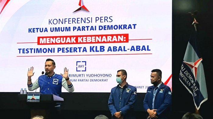 Kesaksian Pendukung AHY Ikut KLB di Deli Serdang, Diimingi Rp100 Juta hingga Keterlibatan Nazaruddin