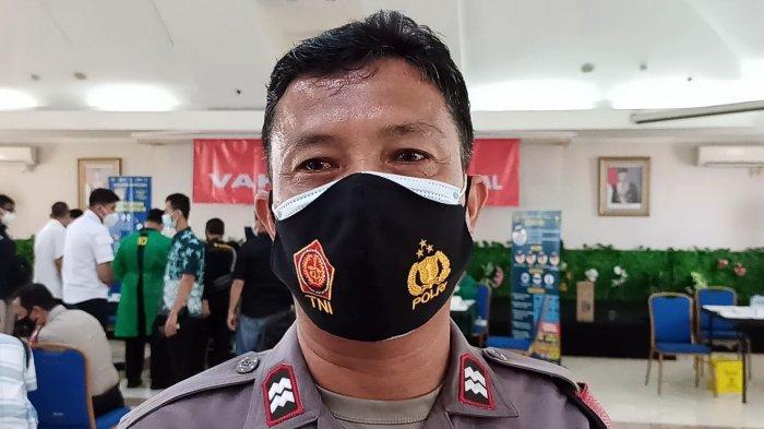 Rampung Disuntik Vaksin Covid-19, Aiptu Saripudin Makin Percaya Diri Jaga Kamtibmas di Tanjung Priok