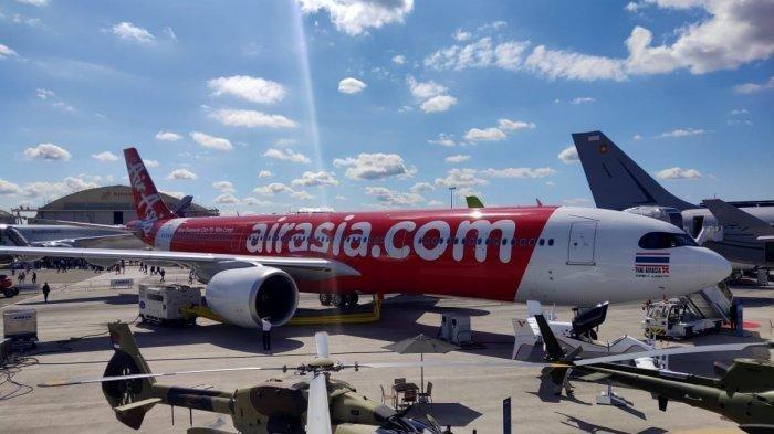 Air Asia Buka Dua Rute Penerbangan Baru dari Bandara Soekarno-Hatta