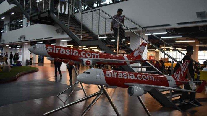Mengintip Fasilitas RedQ Kantor Pusat AirAsia di Malaysia yang Buat Betah Kerja
