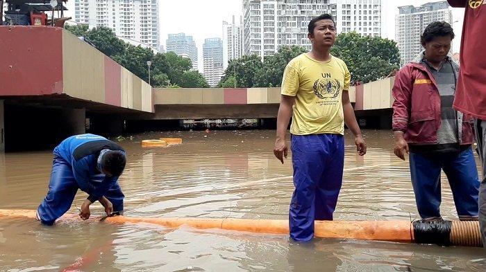 Penyebab Underpass Kemayoran Banjir Setinggi 5 Meter Terungkap, Sindiran Pemprov DKI Buat Pengelola