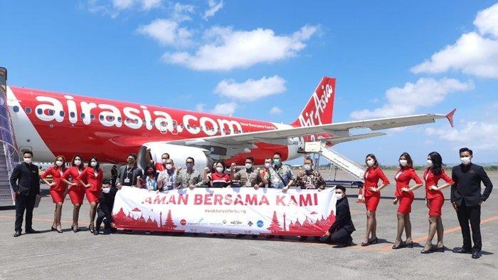 AirAsia Tawarkan Terbang ke Lebih Banyak Destinasi Wisata Lewat Fly-Thru dan Fly Beyond