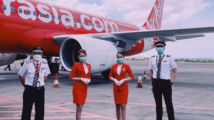 AirAsia Kembali Terbang ke Bali, Cek Sederet Promo yang Ditawarkan hingga 17 Oktober
