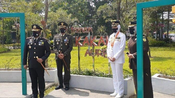 Wali Kota Airin Kenang Aurel, Paskibraka Tangerang Selatan yang Gugur Usai 22 Hari Diklat