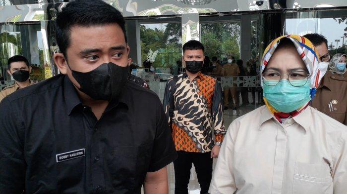 Jauh-jauh dari Medan ke Tangerang Selatan, Bobby Nasution 2 Jam Bertemu Airin Belajar Smartcity