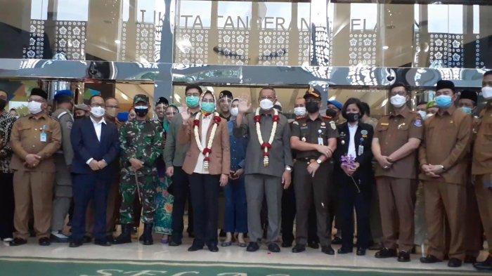 Masih Banyak Kekurangan 10 Tahun Pimpin Tangerang Selatan , Airin: Pak Ben Akan Melanjutkan