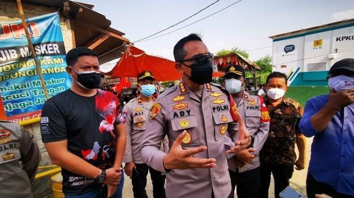 Pagi-pagi Buta Polisi Ringkus Oknum Petugas Rutan Depok di Slipi, Sabu hingga Bong Hisap Diamankan