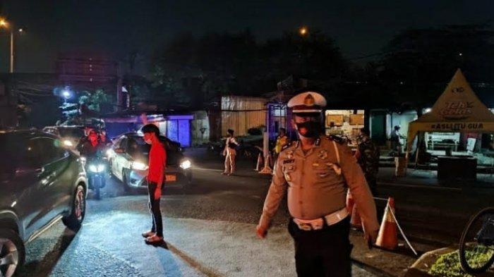 Daftar Lokasi Penyekatan di Tangerang Selatan Selama Penerapan PPKM Darurat