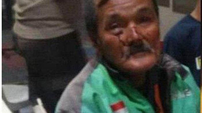 Aksi begal menimpa kakek ojol bernama Yadiraharjo (59) di persawahan di Dusun Gondangsari, Kelurahan Duwet, Kecamatan Baki, Kabupaten Sukoharjo, Selasa (8/6/2021) dini hari.