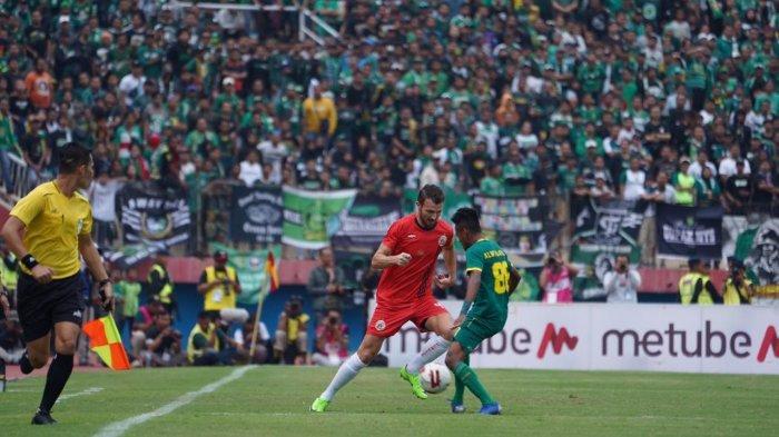 Nilai Pasar Bek Persija Saat Masa Keemasan Bisa Lampaui Satu Skuat Klub Termahal Liga 1 2021