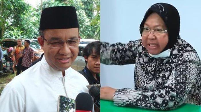 Pilkada DKI, Arief Poyuono: Risma Belum Masuk Hitungan, Ahok Selesai, Hanya Gibran Saingi Anies