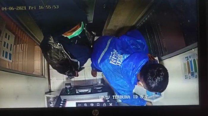 Boncengan Bertiga, Pelaku Congkel ATM di Pamulang Terpergok Sekuriti Langsung Diringkus Saat Beraksi