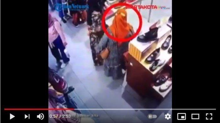 Video Aksi Kawanan Pencopet Viral di Media Sosial, Dua dari Tiga Pelaku Adalah Wanita Gondol Ponsel