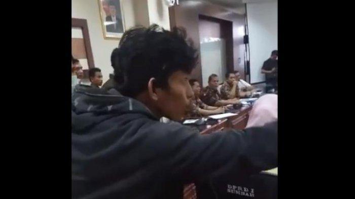 VIRAL Anggota DPRD Provokasi Mahasiswa 'Turunkan Jokowi', Dilawan Mahasiswa, Addie MS Komentar