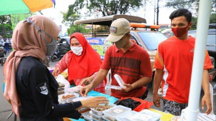 Berburu Takjil Pasar Lama Tangerang di Tengah Pandemi Covid-19