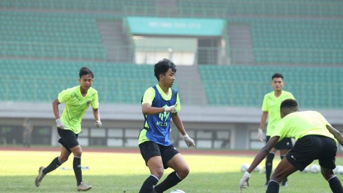 Pemain Berbakat Persija Ceritakan Pengalaman TC Timnas U-16 Saat New Normal
