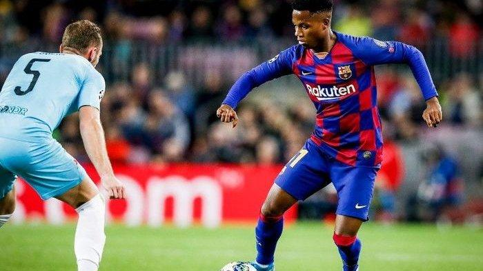 5 Fakta Ansu Fati Penentu Kemenangan Barcelona Vs Inter Milan: Madrid Pernah Tawarkan Banyak Uang