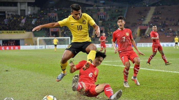Timnas Indonesia Kalah dari Malaysia, Tagar TimnasDay, Yanto Basna dan Osas Jadi Tranding Topik