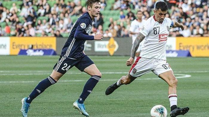 Bali United Dicukur Melbourne Victory, Ambisi ke Liga Champions Asia 2020 Pupus