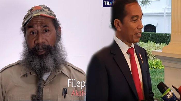 Bukan Jokowi, Aktivis Ini Bongkar Alasan Pilih Gus Dur Sebagai Presiden yang Paling Mengerti Papua