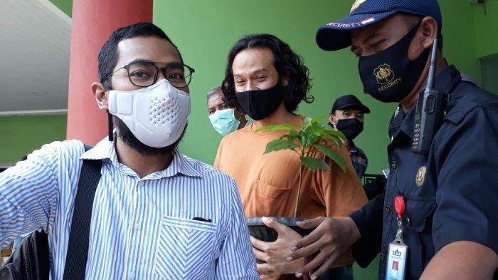 Dwi Sasono Semringah Selesai Jalani Rehabilitasi di RSKO