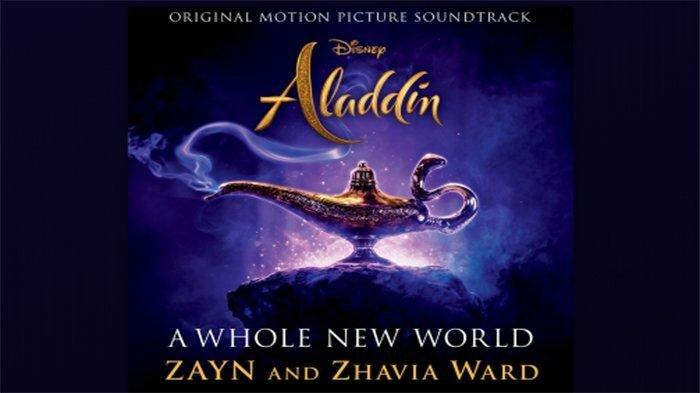 Link Download MP3 A Whole New World Ost Aladdin Versi Zayn Malik & Isyana Sarasvati, Gamaliel