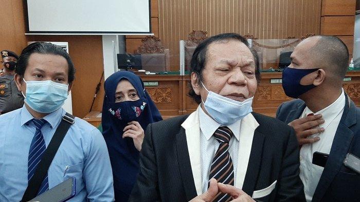 Kuasa Hukum Rizieq Shihab dan Polisi Siap Adu Bukti dalam Sidang Praperadilan di PN Jaksel Hari Ini