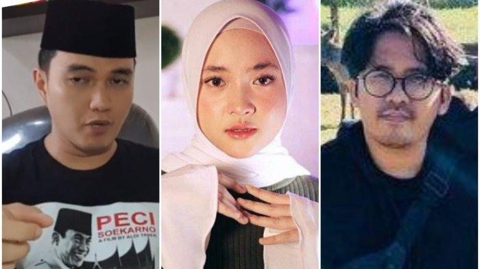 Bela dan Siap Nikahi Nissa Sabyan, Aldi Taher Presiden Poligami Muda Indonesia Ceramahi Ayus Sabyan