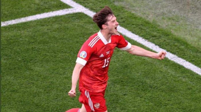 Rusia Sementara Unggul 1-0 dari Finlandia: Miranchuk Cetak Gol