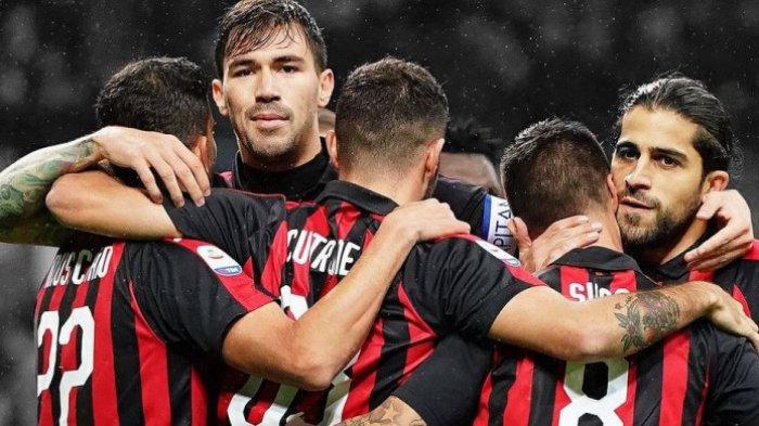 Hasil Lengkap Liga Italia - AC Milan, Atalanta, dan Lazio Raih Kemangan