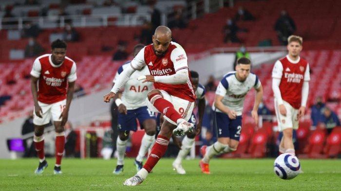 Hasil Liga Inggris: Sempat Tertinggal, Arsenal Jungkalkan Tottenham di Emirates Stadium
