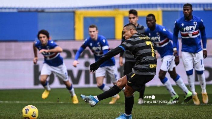 Hasil Liga Italia - Inter Milan Tumbangkan Parma di Ennio Tardini, Perlebar Jarak dengan AC Milan
