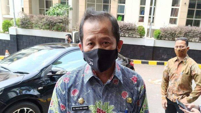 Wakil Wali Kota Jakarta Utara Ali Maulana Hakim di Pademangan, Jakarta Utara, Kamis (1/10/2020).