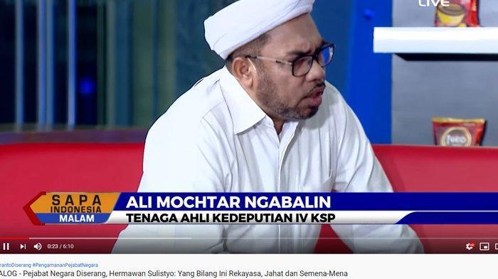 Hanum Rais Anggap Penusukan Wiranto Hanya Rekayasa, Ali Ngabalin Murka: Haram Jadah Semua